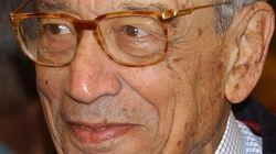 L'ancien secrétaire général de l'ONU Boutros Boutros-Ghali est