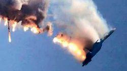 L'un des deux pilotes russes a été abattu par les rebelles après s'être éjecté de