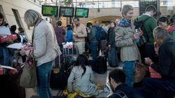 Le trafic des trains d'Eurostar perturbé par des