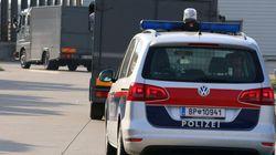 Autriche: nouveau camion rempli de
