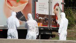 71 cadavres entassés dans un camion en Autriche