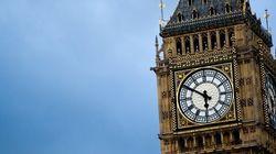 Big Ben n'affiche pas l'heure