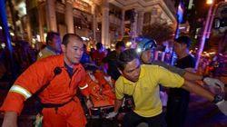 Thaïlande: les experts sur le site de l'attentat de Bangkok, 21 morts
