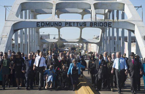 Le discours d'Obama sur les droits civiques à Selma salué comme le plus marquant de son