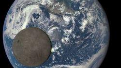 Voici la face cachée de la Lune (sans