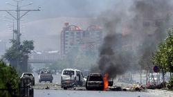 Le parlement afghan attaqué par des talibans