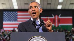 Barack Obama en Afrique: côté pile et côté