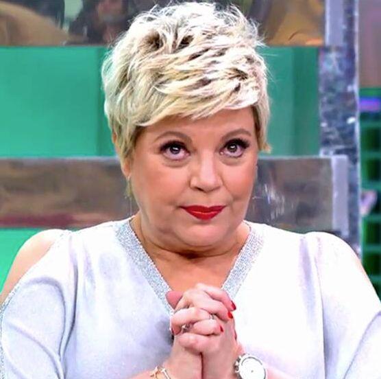 Terelu Campos ya no es colaboradora de 'Sálvame'... pero sí es