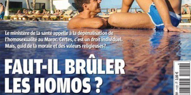 «Faut-il brûler les homos?» Le magazine Maroc Hebdo retire son numéro