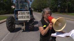 Montérégie: protestation croissante contre les