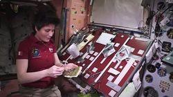Voici la meilleure méthode pour cuisiner dans l'espace
