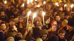 Copenhague: 30 000 personnes rendent hommage aux