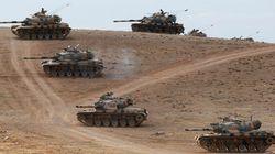 L'État islamique envoie des renforts à