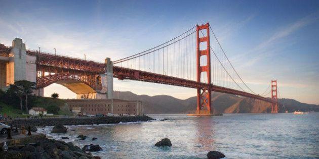 Le Golden Gate Bridge à San Francisco bientôt équipé de filets