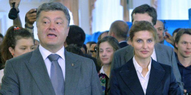 Marina Porochenko : les Ukrainiens s'enthousiasment pour leur nouvelle Première