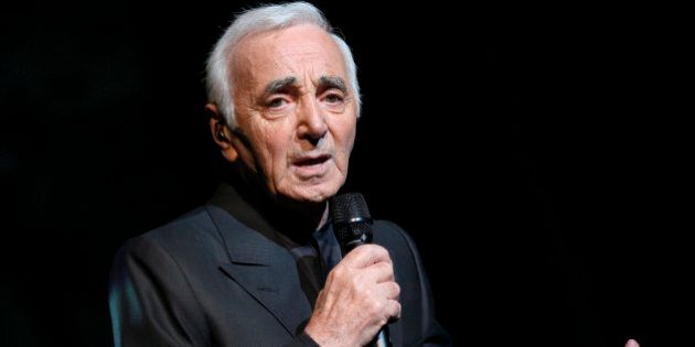 Charles Aznavour veut accueillir les communautés persécutées du Moyen-Orient dans les villages français...