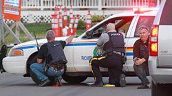 Fusillade à Moncton: les photos de la