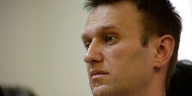 L'opposant russe Navalny reconnu coupable de