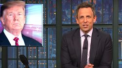 Seth Meyers Breaks Down Why Donald Trump Is Age 7 And 100 'At Same