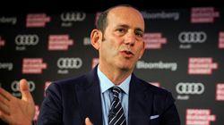 Le commissaire de la MLS Don Garber souffre d'un cancer de la