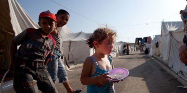 Les Syriens crient