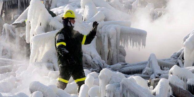 Isle-Verte: un homme de 84 ans a sauvé trois de ses