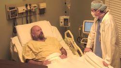 «Vous êtes resté dans le coma 10 ans. On est en 2023.»