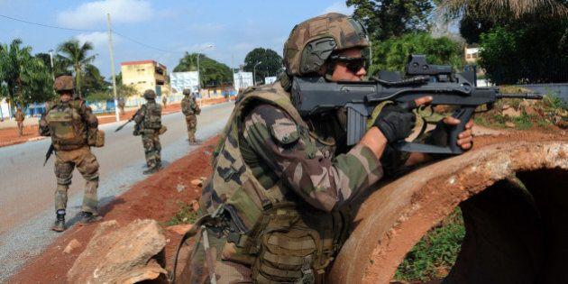 Opération Sangaris : le récit en images de l'intervention de l'armée française en
