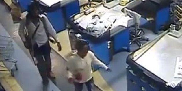 Attentat de Nairobi: CNN diffuse des images des caméras de surveillance du centre commercial