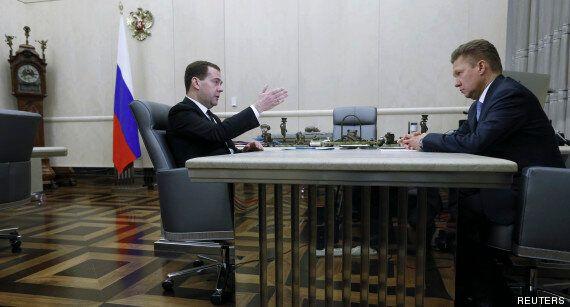 Ukraine : la Russie annule l'ultime rabais sur le gaz octroyé au