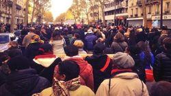 Des milliers de personnes marchent contre le racisme à Paris