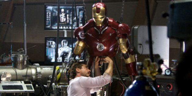 L'armure d'«Iron Man» inspire le Pentagone pour des super-soldats du futur