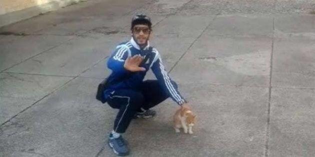 Un an de prison pour un «lancer de chat» diffusé sur