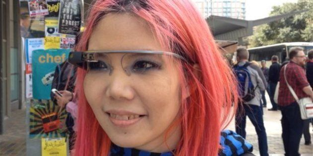 Les lunettes de Google en vogue à South by Southwest