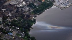 Constats inquiétants sur la contamination à Lac-Mégantic