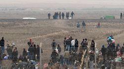 Le régime syrien prêt à laisser sortir femmes et enfants de