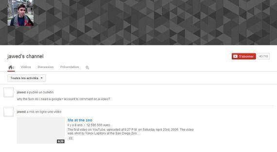 Google irrite un membre fondateur de YouTube en changeant le système de