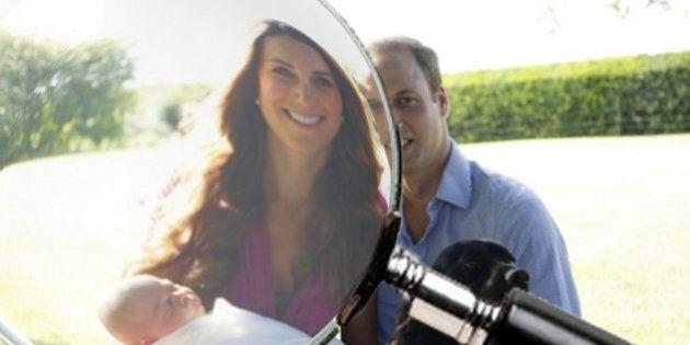 Les photos officielles du «royal baby» sont un désastre selon les professionnels