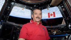 Chris Hadfield prendra sa