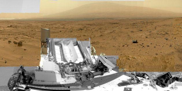 Curiosity célèbre son premier anniversaire sur Mars: un an de progrès, découvertes et