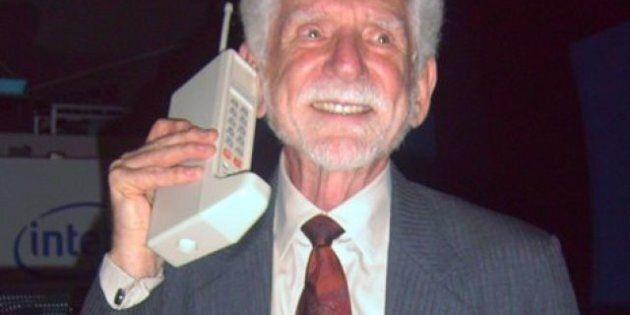 Le téléphone cellulaire a 40