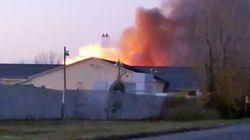 Explosion dans une usine de Granby : thèse