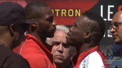 Stevenson confiant à l'approche du combat contre Dawson