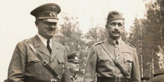 Les soldats nazis dopés à la méthamphétamine pour rester concentrés