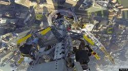 Des images du World Trade Center à couper le souffle