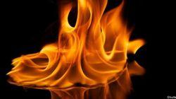 Quand vas-tu t'immoler par le feu? -