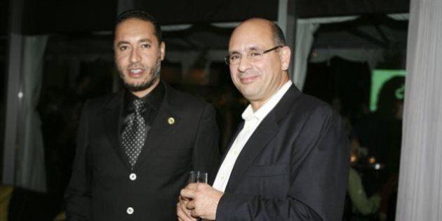 L'épouse de Saadi Kadhafi aurait été payée par