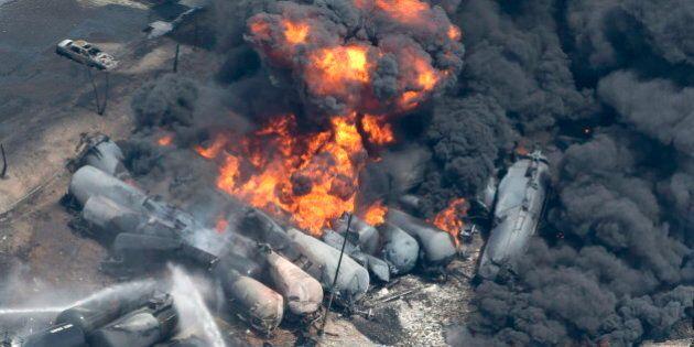 Les catastrophes ferroviaires les plus meurtrières dans le monde depuis 10