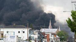 Au moins trois morts après l'explosion à