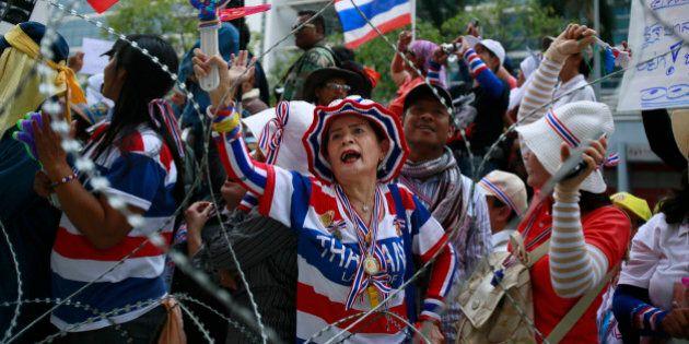 La Thaïlande au bord de la «guerre